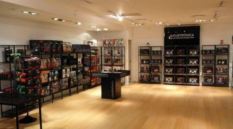 Juguetrónica abre una 'season store' en Madrid