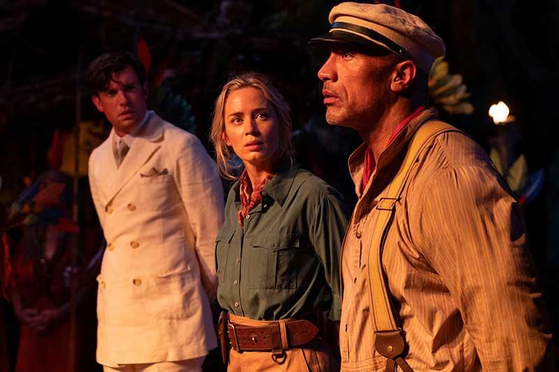 Jungle Cruise - Todo lo que nos trae Disney+ este mes de julio: Viuda Negra, Sharkfest, Monstruos a la Obra y mucho más