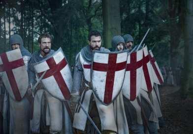 HBO España estrena hoy la nueva serie KNIGHTFALL