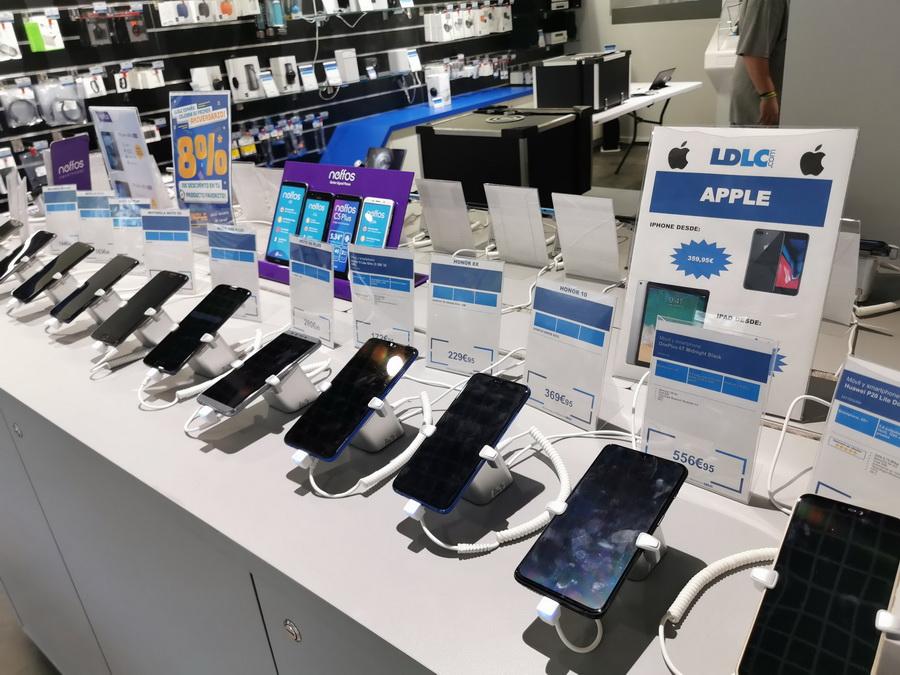 LDLC 7 - LDLC prepara su Black Friday con importantes descuentos en web y tiendas físicas