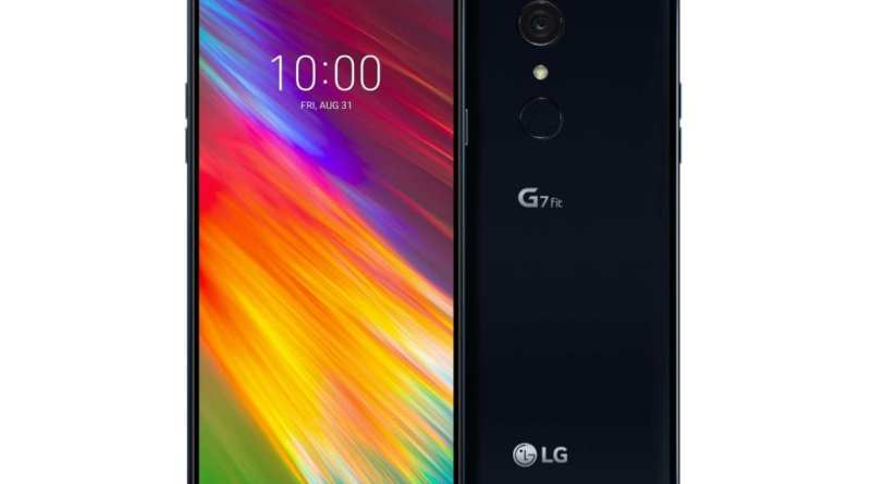 LG G7 Fit ya disponible en España