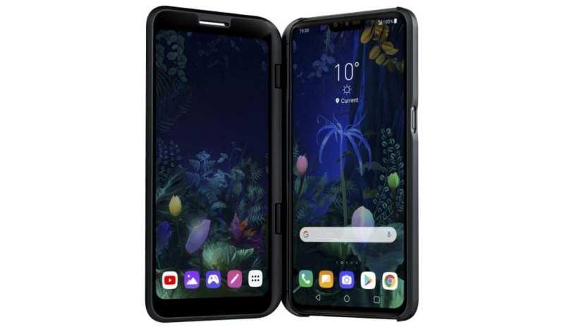 LG presenta en el MWC 2019 sus dos nuevos buques insignias: LG V50 THINQ y LG G8 THINQ