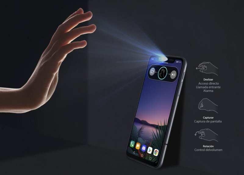 MC G8SThinQ MirrorBlack 04 Air Motion Desktop 1024x735 - LG G8s Thinq Smart Green: todos los detalles
