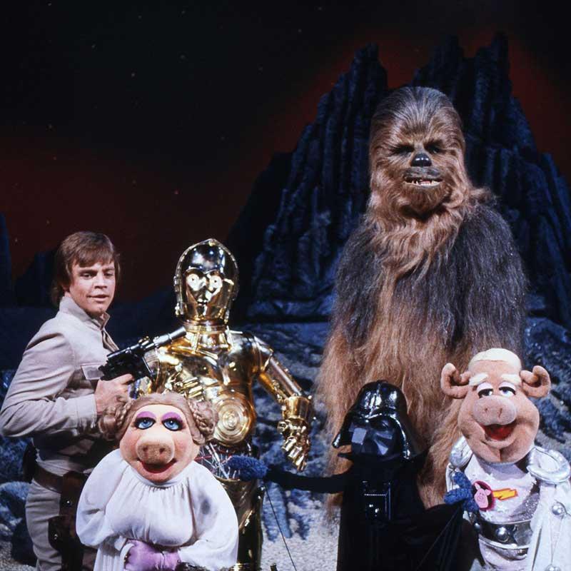 Muppets Star Wars - El show de los teleñecos vuelve a nuestros televisores de la mano de Disney+