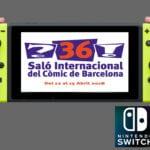 Nintendo Switch Salón Cómic Barcelona2 150x150 - Mario & Sonic en los Juegos Olímpicos de Tokio 2020
