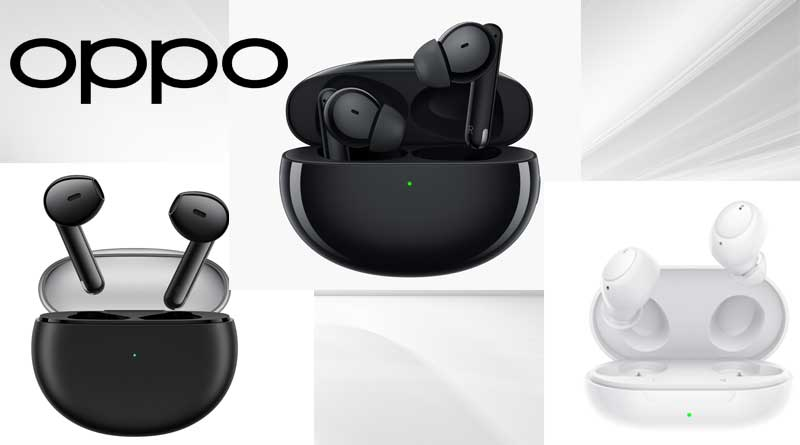 auriculares OPPO
