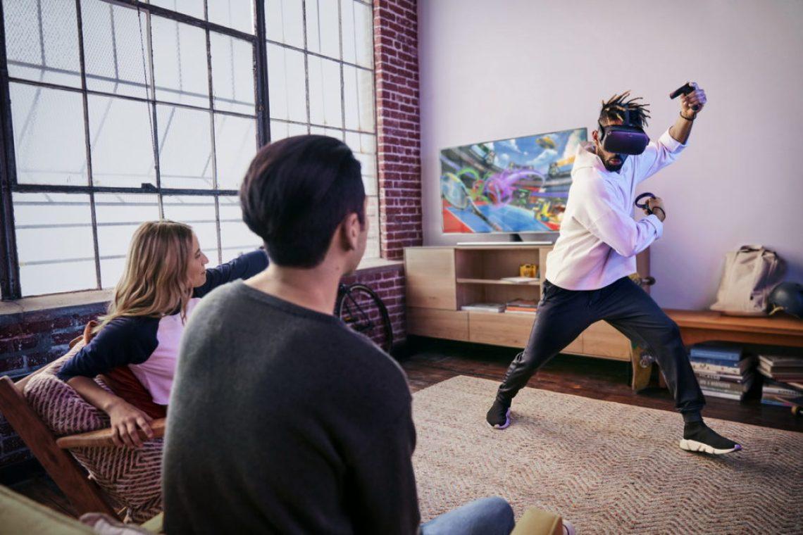 Oculus Quest Lifestyle 2 - El Black Friday llega a la Realidad Virtual de Oculus Quest y Facebook Portal