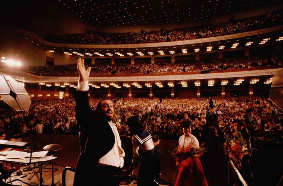 Pavarotti 4 - Pavarotti: la vida del gran tenor de la mano de Ron Howard