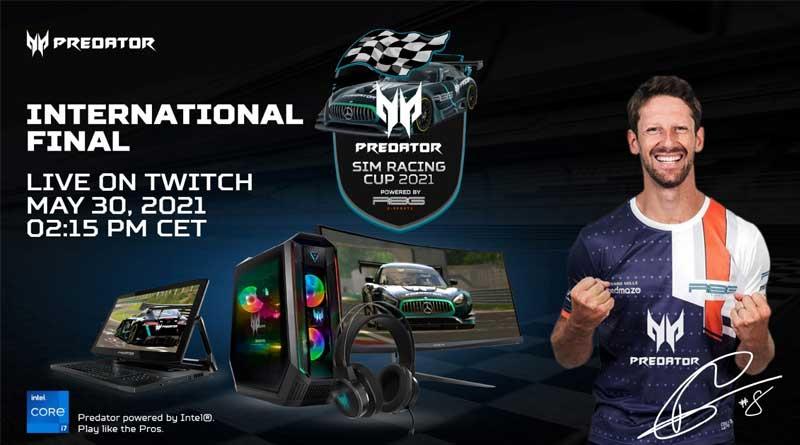 Predator Sim Racing Cup