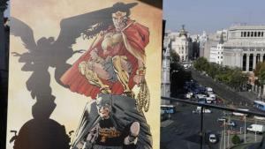 Madrid se convierte en la capital de cómic