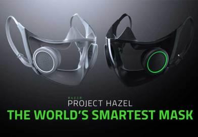 Project Hazel mascarilla Razer