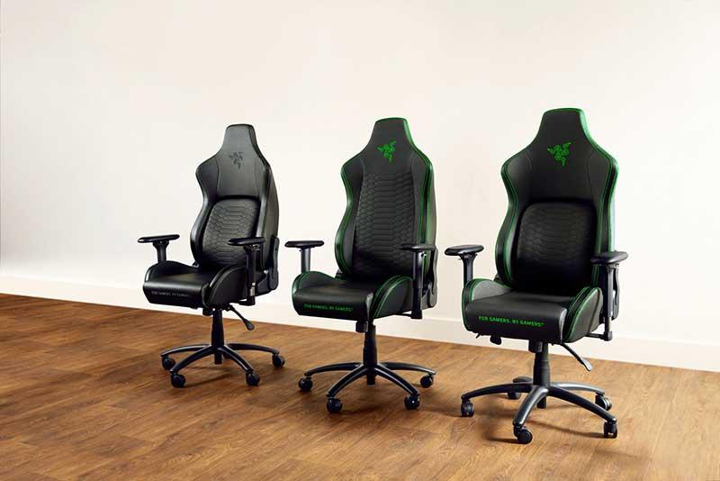 RAZER ISKUR X 2 - Razer Iskur X: tu próxima elección como silla esencial para gamer