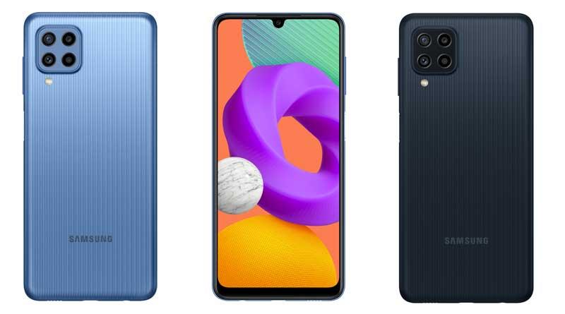 Samsung Galaxy M22 - Nuevos smartphones llegan al mercado: Samsung Galaxy M52 5G, Galaxy M22, realme 8i y realme C11 2021