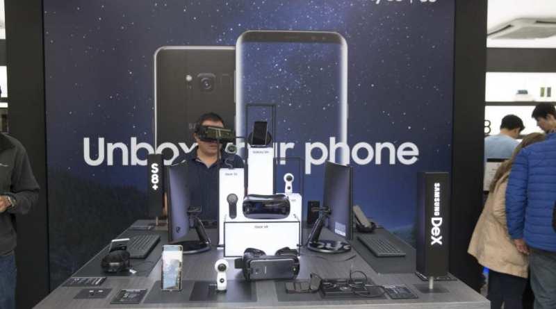 Samsung Galaxy Studio o cómo descubrir el Galaxy S8 probándolo de verdad