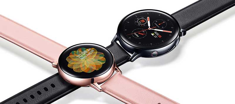 Samsung Galaxy Watch 2 - Los smartwatchs Samsung Galaxy Watch3 y Galaxy Watch Active2 ahora miden la presión arterial e incluyen electrocardiograma