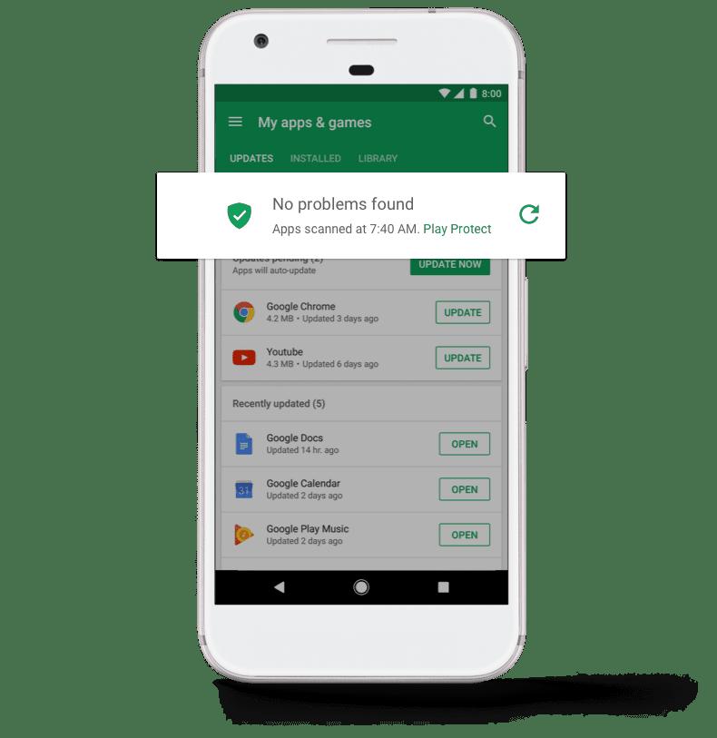Android 8.0 ya tiene nombre: Android Oreo