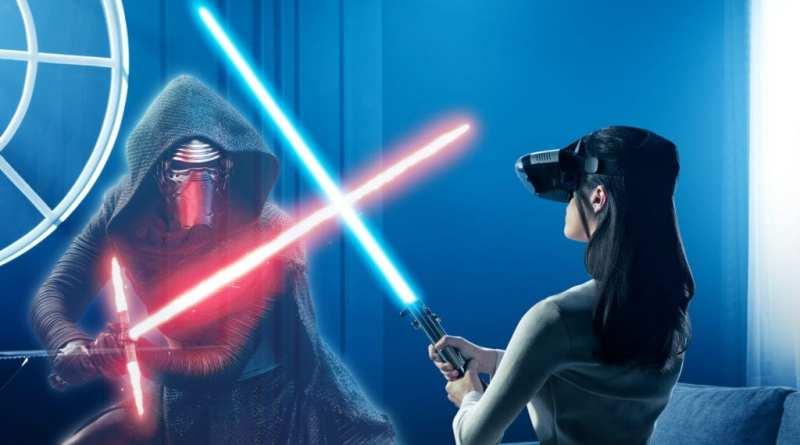 Star Wars: Desafíos Jedi, realidad aumentada en tu smartphone