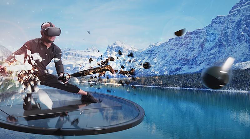 Fitness mediante realidad virtual