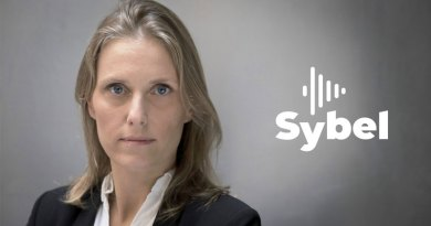 Virginie Maire CEO Sybel