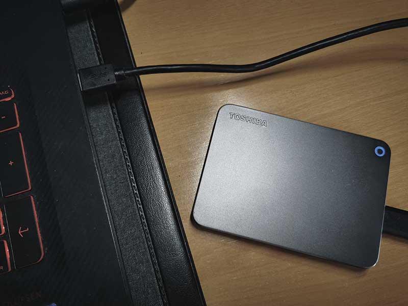 TOSHIBA Discos duros1 - Guía de compra de un disco duro externo