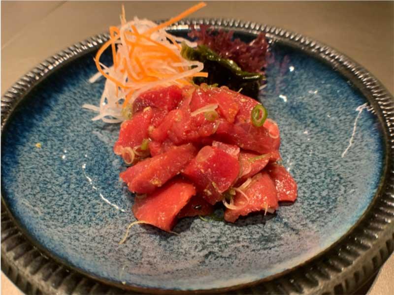 Tartar de Atún - Cómo elegir el mejor sushi a domicilio
