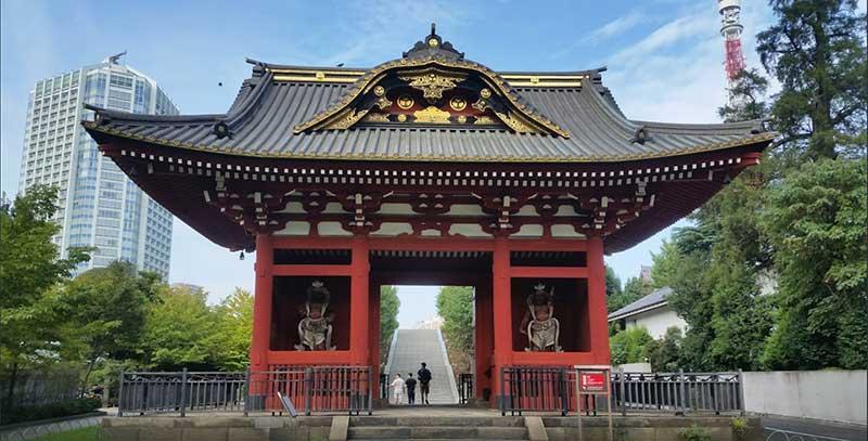 Templo Zojoji - Día Del Orgullo Friki: Visita Con Google Earth Las 10 Localizaciones De Las Películas De Superhéroes Más Famosas