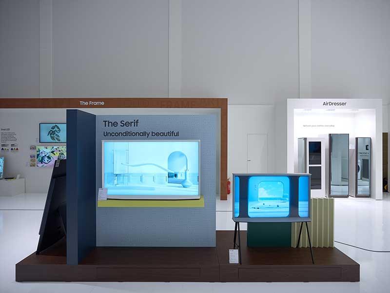 The Serif - Samsung se suma a la Cátedra de RTVE para lanzar la primera emisión piloto de señal UHD 8K