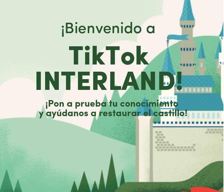 Tiktok Interland - Día Internacional de Internet Seguro en Café con Podcast: TikTok Interland