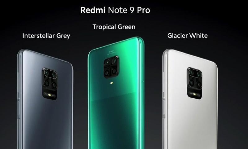 Xiaomi Redmi Note 9 Pro 1 - Xiaomi presenta los Redmi Note 9 Pro, Redmi Note 9 y Mi Note 10 Lite
