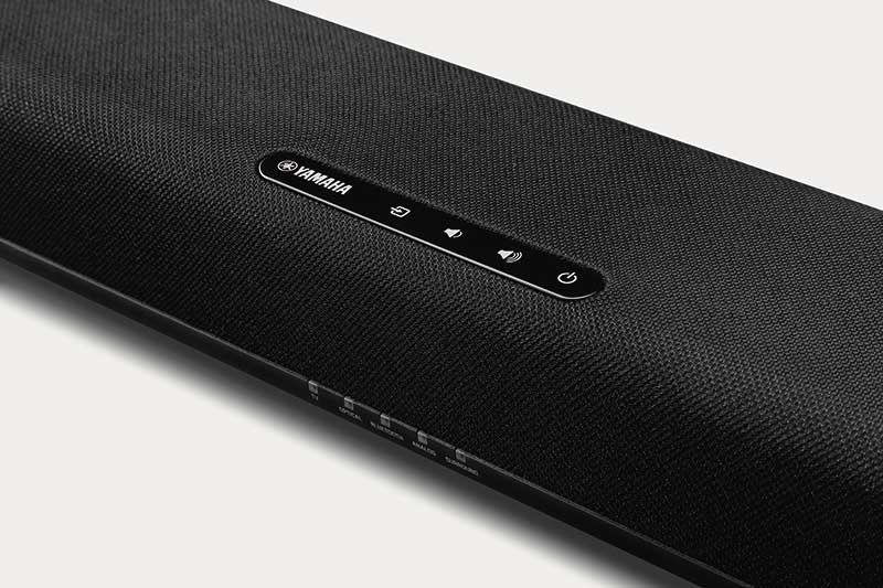 YAMAHA SR C20A 02 - El mejor audio gamer: la barra de sonido Yamaha SR-C20A