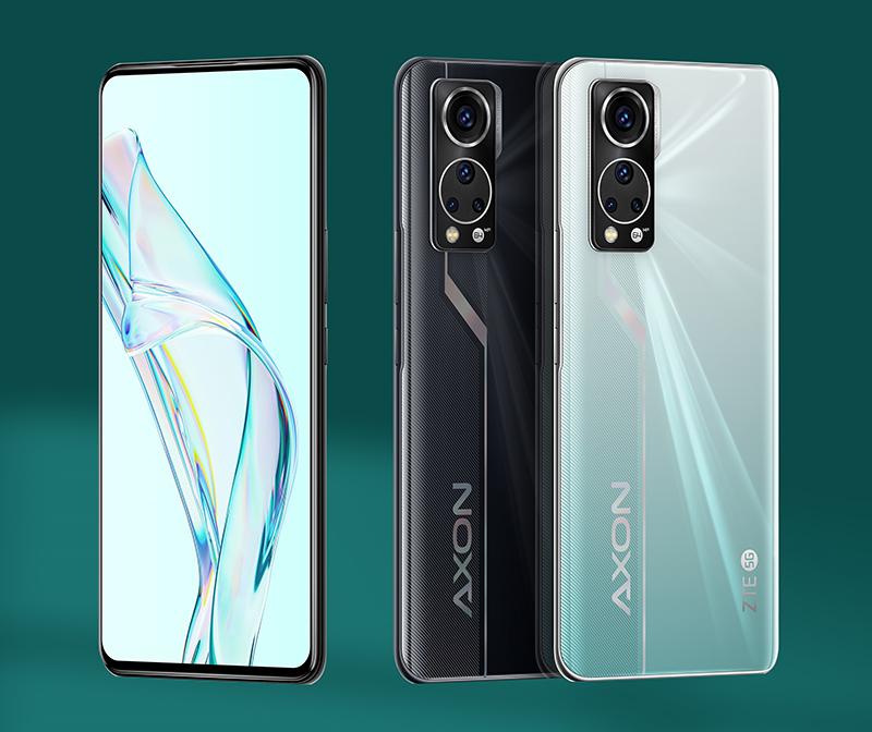ZTE Axon 30 1 - ZTE Axon 30: cámara bajo la pantalla por menos de 500 euros