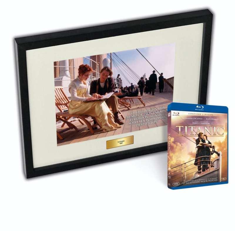 frame 3d mockup titanic6412056672967180824. - Fox nos trae sus películas en una Edición Premium y Limitada