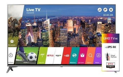 img 20180731 1830144055960800516342989 - Smart TV hasta en el dormitorio y en la cocina