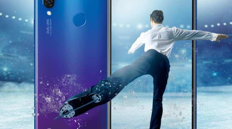 Huawei, CRIS Contra el Cáncer y el bicampeón del mundo de patinaje Javier Fernández, contra el cáncer infantil