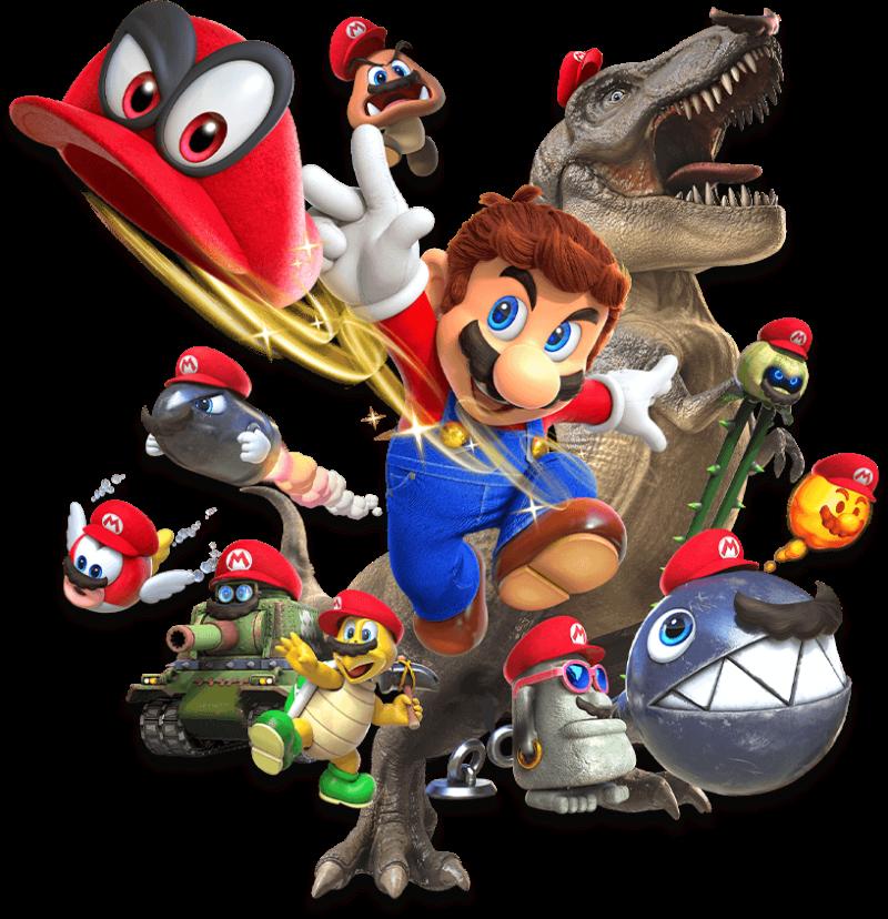mario2 - El servicio Nintendo Switch Online llegará durante la segunda mitad de septiembre