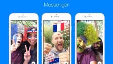 Facebook lanza nuevas funciones para el Mundial de Fútbol