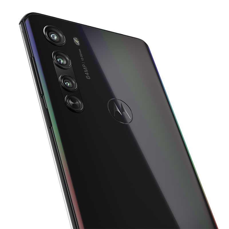 motorola edge solar black detail - El nuevo Motorola Edge ya está disponible: te damos todos los datos
