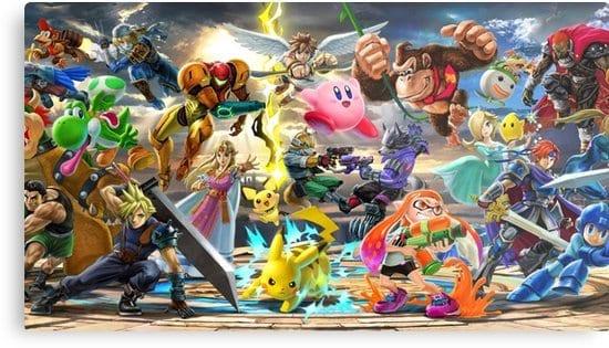 mp550x550glossfffffft4094678015633090691. - Nintendo llevará las novedades del E3 2018 a Gamepolis