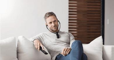 Sennheiser RS 5000: personalizar la experiencia de escucha frente a la Smart Tv