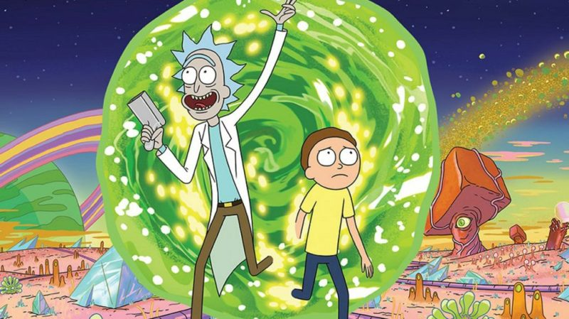 rick and morty2 - HBO España y TNT estrenan en primicia la cuarta temporada de RICK Y MORTY