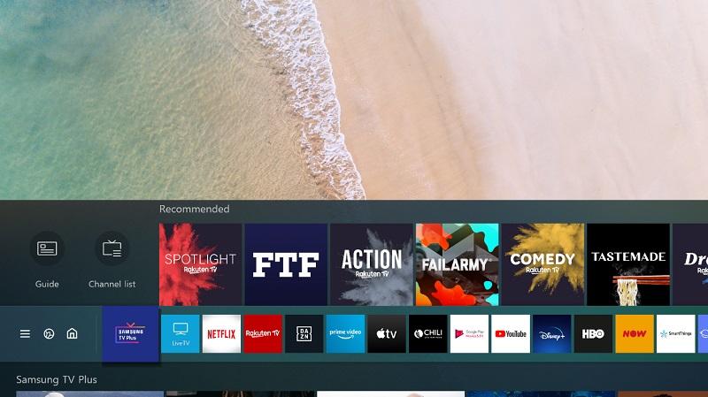 samsungTVplus - Samsung TV Plus amplía su programación de televisión online gratuita