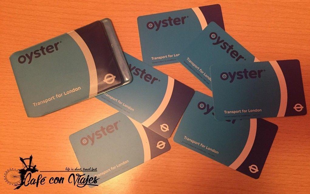 Oyster Card: imprescindible para moverte por Londres