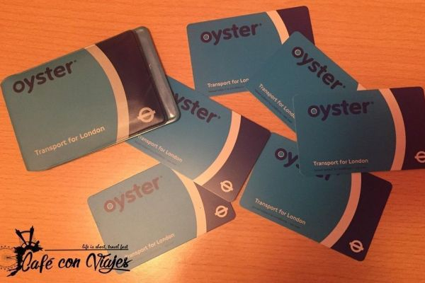 Oyster Card: imprescindible para moverte por Londres