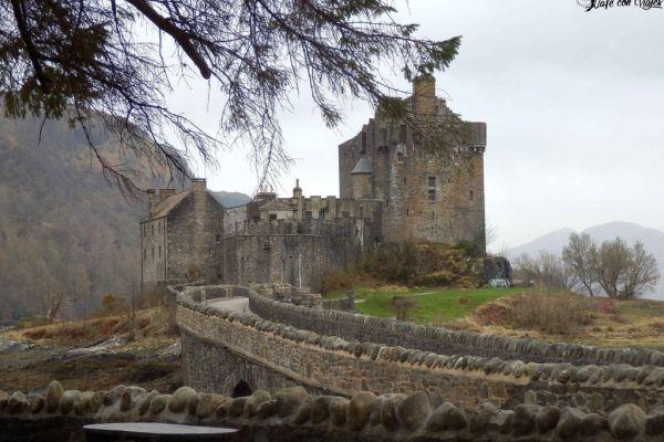 Seamos Inmortales en el Castillo Eilean Donan