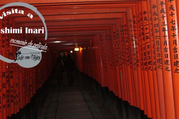 Fushimi Inari, uno de los escenarios más bonitos de 'Memorias de una Geisha'