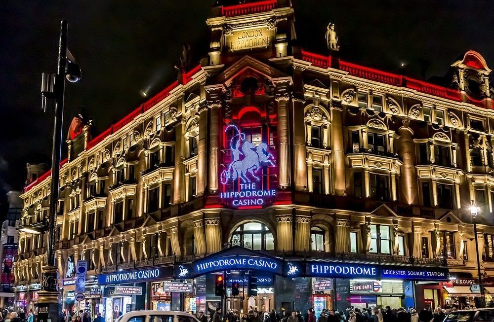 Los Mejores Casinos para visitar y jugar en Londres