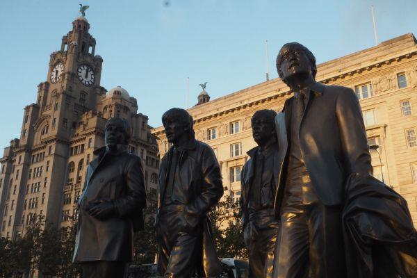 Liverpool: ruta a pie para los amantes de Los Beatles