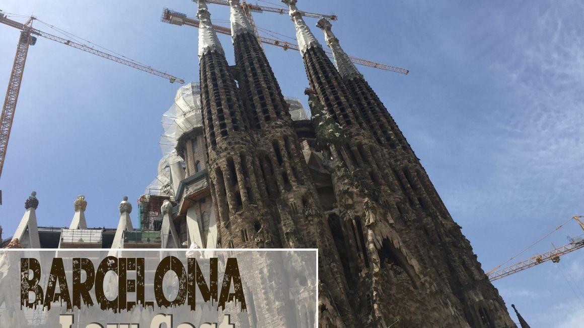 Como pasar 3 días en Barcelona a lo 'low cost'