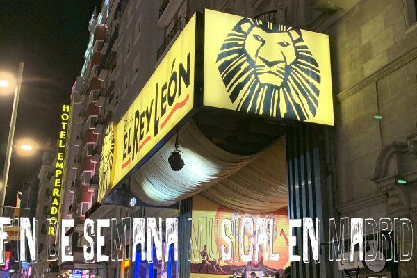Fin de semana musical en Madrid, una buena excusa para escaparse a la capital