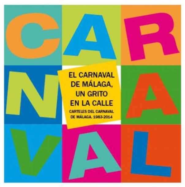 Malaga carnaval posters